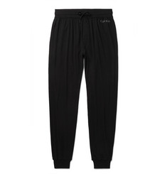 Calvin Klein Underwear Tapered Stretch Cotton and Modal-Blend Sweatpants