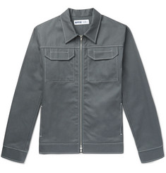 AFFIX Service Cotton-Twill Jacket