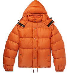 Très Bien + Crescent Down Works Oversized Quilted Nylon Down Jacket