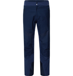 Kjus Freelite Stretch-Knit and Canvas-Panelled Ski Trousers