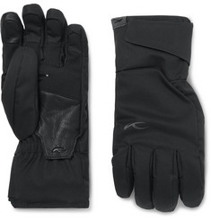 Kjus Formula Leather-Trimmed Ski Gloves