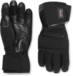 Kjus BT 2.0 Bluetooth Leather-Panelled Ski Gloves