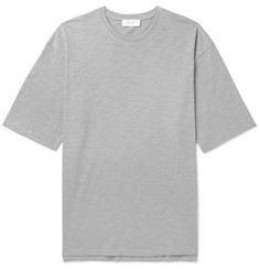 Enlist Slub Cotton-Jersey T-Shirt