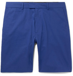 Enlist Stretch-Cotton Chino Shorts
