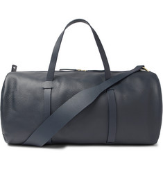 Miansai Duval Full-Grain Leather Holdall