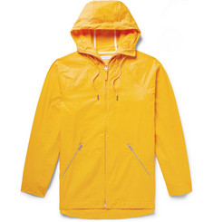 Pop Trading Company AMS Cotton-Poplin Hooded Jacket