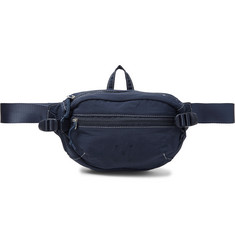 Pop Trading Company Logo-Embroidered Nylon Belt Bag