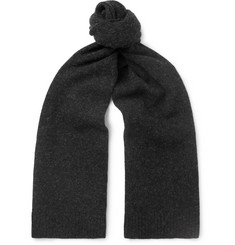 Norse Projects Mélange Brushed Merino Wool Scarf