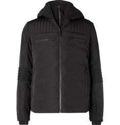 Fusalp Altus Quilted Hooded Down Ski Jacket