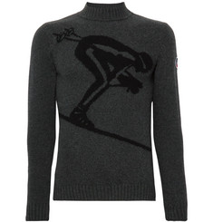 Fusalp - Skieur Merino Wool and Cashmere-Blend Sweater