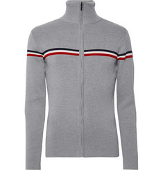 Fusalp Wengen II Slim-Fit Merino Wool Zip-Up Mid Layer