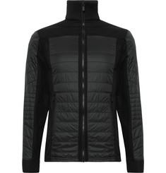 Fusalp Ted Quilted Perfortex and Softshell Ski Jacket
