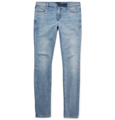 RtA - Skinny-Fit Distressed Stretch-Denim Jeans