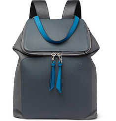 Loewe - Goya Full-Grain Leather Backpack