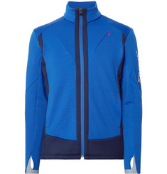 Phenix Akakura Fleece-Back Stretch-Shell and Nylon-Blend Zip-Up Mid Layer