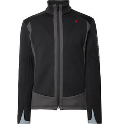 Phenix Akakura Fleece-Back Stretch-Shell and Nylon-Blend Zip-Up Mid-Layer