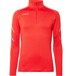 Phenix Yuzawa Stretch-Jersey Half-Zip Base Layer