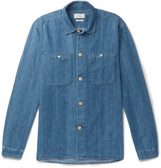 Oliver Spencer - Eltham Denim Shirt