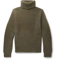 Ralph Lauren Purple Label - Cashmere Rollneck Sweater