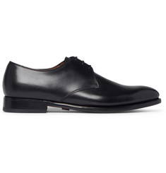 Ralph Lauren Purple Label Dalvin Leather Derby Shoes