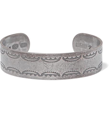 Rrl Sterling Silver Cuff