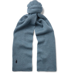 Polo Ralph Lauren - Ribbed Merino Wool Scarf