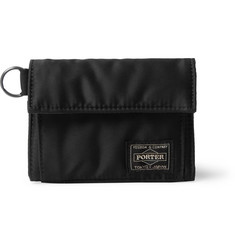 Porter-Yoshida & Co Tanker Nylon-Canvas Billfold Wallet