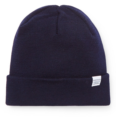 Norse Projects Merino Wool Beanie