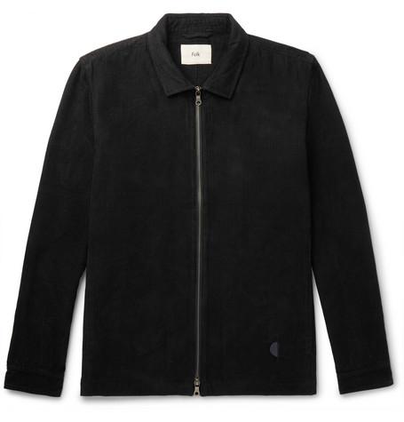 Signal Cotton Corduroy Jacket by Folk
