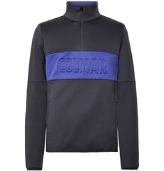 Colmar Spacerace Fleece-Back Stretch-Shell Mid-Layer