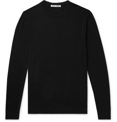 SALLE PRIVÉE Paol Slim-Fit Merino Wool Sweater