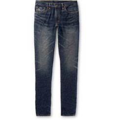 RRL Slim-Fit Denim Jeans