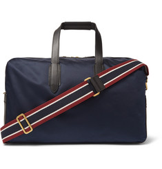 J.Crew - Leather-Trimmed Nylon Holdall