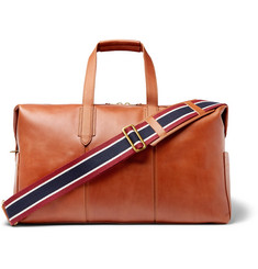 J.Crew - Leather Holdall