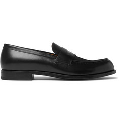 Mr P. Dennis Leather Loafers