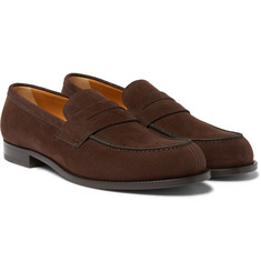Mr P. - Dennis Suede Loafers