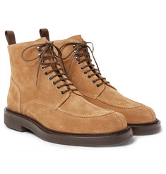 Mr P. - Jacques Suede Boots