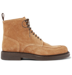 Mr P. Jacques Suede Boots