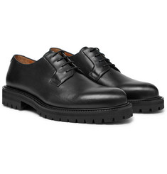 Mr P. - Jacques Leather Derby Shoes