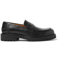 Mr P.-Jacques Leather Penny Loafers