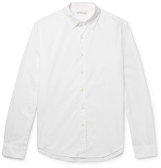 Alex Mill Slim-Fit End-On-End Cotton Shirt