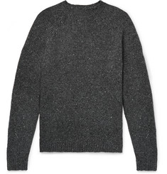 Alex Mill Mélange Wool-Blend Sweater