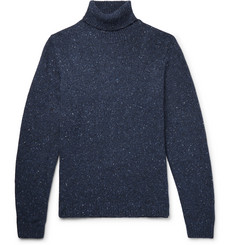 Alex Mill Mélange Merino Wool-Blend Rollneck Sweater