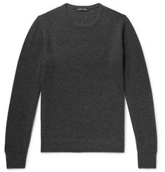 Alex Mill Waffle-Knit Merino Wool and Cashmere-Blend Sweater