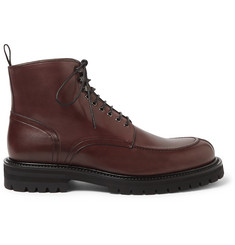 Mr P.-Jacques Leather Boots