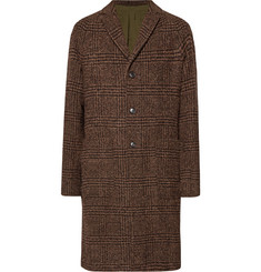 Todd Snyder - Checked Bouclé Overcoat