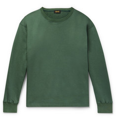 Chimala Loopback Cotton-Jersey Sweatshirt