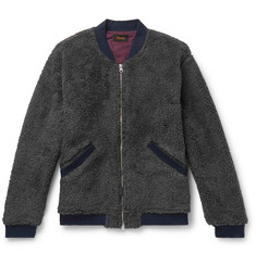 Chimala Fleece Bomber Jacket