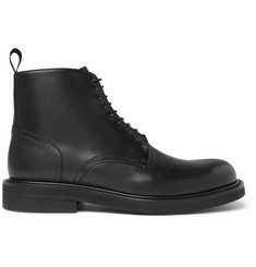 Mr P. - Jacques Leather Derby Boots