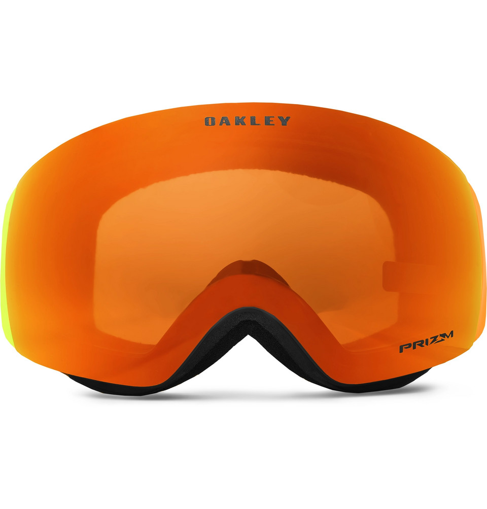 Bild på Flight Deck Xm Harmony Fade Rimless Prizm Ski Goggles - Bright orange